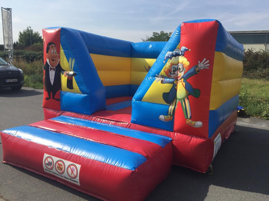 Hüpfburg 'Circus Mini 2' 3x4m / 65,00€